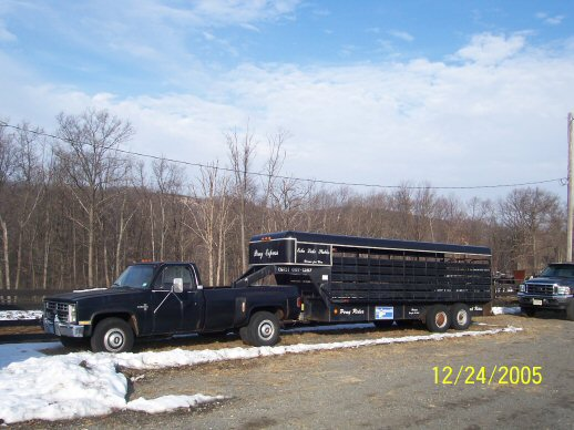 Truck and Trailers for Sale